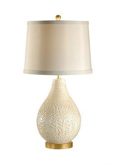 "FineHomeLamps.com - Capri White Ceramic Lamp - 31"", $517.50 (http://www.finehomelamps.com/capri-white-ceramic-lamp.html)"