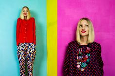 I can feel you peeping around the corner and boy are we ready. I often blur the lines between fashion and inter. Summer 2014, Spring Summer, Hello Spring, Marimekko, Blur, Style Inspiration, Clothing, How To Wear, Fashion