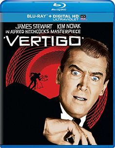 Shop Vertigo [Includes Digital Copy] [Blu-ray] at Best Buy. Find low everyday prices and buy online for delivery or in-store pick-up. Alfred Hitchcock, Hitchcock Film, Universal Studios, Barbara Bel Geddes, To Catch A Thief, Kim Novak, Movie Collection, Vertigo, Film Director