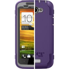 HTC One X & XL Case Defender Series | OtterBox.com