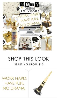 """""""MERRY CHRISTMAS / HAPPY HOLIDAYS POLYVORE & POLYVORE MEMBERS !!!"""" by cutandpaste ❤ liked on Polyvore featuring interior, interiors, interior design, home, home decor, interior decorating, MAC Cosmetics, Trilogy and Biltmore"""