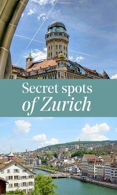 The 4 best plans around Zurich are here for you. Let's take a train to the Swiss mountains and the glaciers, get to know the secret spots of Zurich city, e Zurich, Getting To Know, Big Ben, Switzerland, Paradise, Workshop, Museum, Train, Cheese