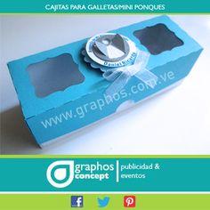 Cajitas para macarrones, Macaroons Box. Info: graphos.concept@gmail.com instagram:@graphos_concept #cajitas #cajas #box #macarrones #macaroons