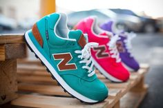 """New Balance 574 """"Backpack"""" Collection Womens Colorways 