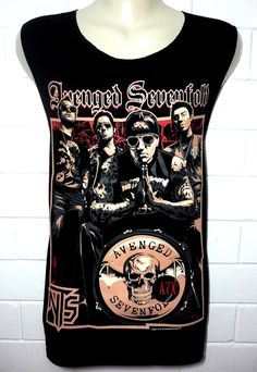 Avenged Sevenfold Tank Top