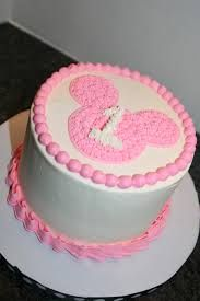 Minnie Mouse smash cake - Google Search