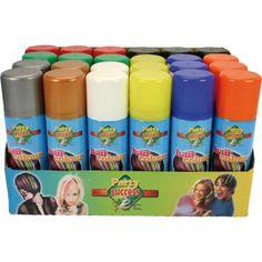 Capelli Spray display a colori / 125ml colorato da ingrosso e import