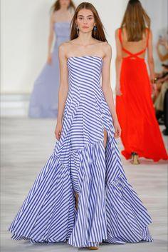 Sfilate Ralph Lauren Collezioni Primavera Estate 2016 - Sfilate New York - Moda Donna - Style.it
