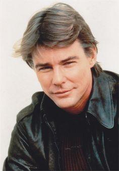 Jan Michael Vincent as Stringfellow Hawke in Airworf (1984-1987)
