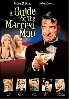 Directed by Gene Kelly. With Walter Matthau, Inger Stevens, Sue Ane Langdon, Jackie Russell. A man gives his co-worker a series of lessons on how to cheat on one's wife without being caught. Walter Matthau, Lucy Movie, Movie Tv, I Love Lucy, My Love, Inger Stevens, Joey Bishop, Jack Benny, Gene Kelly