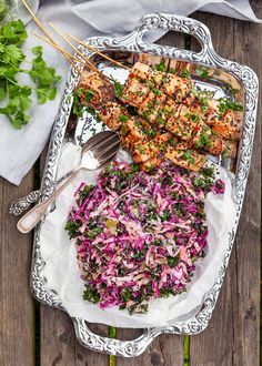 Fish Recipes, Baby Food Recipes, Seafood Recipes, Asian Recipes, Vegetarian Recipes, Healthy Recipes, Nutritious Meals, Fish And Seafood, Summer Recipes