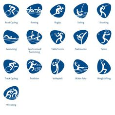 rio olympic symbols - - Yahoo Image Search Results