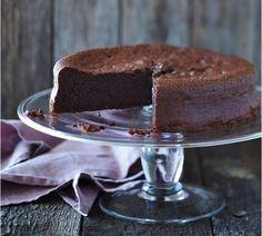 Annabel Langbein Gluten-Free Chocolate Cake Recipe