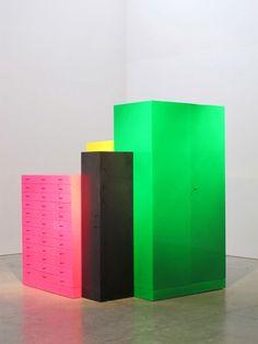 Ettorre Sottsass - Petit hommage a Mondrian