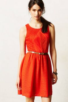 Textured Tank Dress - anthropologie.com