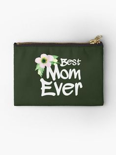 Best mom ever gifts. Unique gift for mom from daugter, Mothers day gifts, mum gifts, mother gift ideas, studio pouch Unique Mothers Day Gifts, Mother In Law Gifts, Mothers Day T Shirts, Mothers Day Presents, Gifts For Mum, Dear Mom, Mom Mug, Yoga Gifts