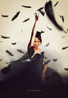 The Mockingjay of The Hunger Games