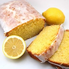 Now that's what I am talking about - Lemon Loaf.