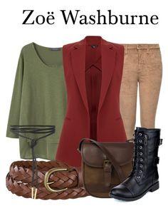 Zoë Washburne by megan-vanwinkle on Polyvore featuring polyvore мода style Violeta by Mango Theory Joe's Jeans Refresh DUBARRY Uniqlo fashion clothing