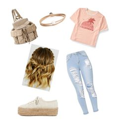 Back To School! by laramie-parr on Polyvore