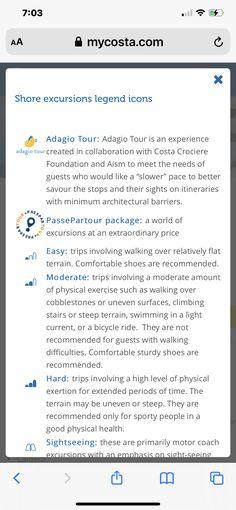 Cruise Insurance, Shore Excursions, Collaboration