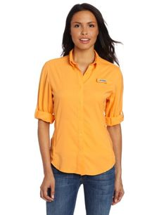Columbia Women's Tamiami II Long Sleeve Shirt (Click The Image To Buy It)