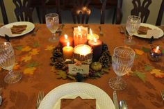 Decorative Table Setting Ideas