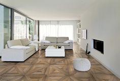 Kitchen floor - faux wood tile??  Refin - Mansion http://www.refin-ceramic-tiles.com/series/mansion/