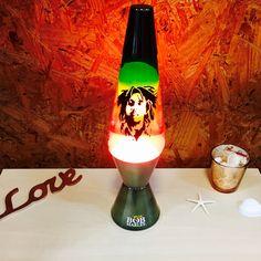 Bob Marley Lava Lamp #Design, #Lamp, #Unique