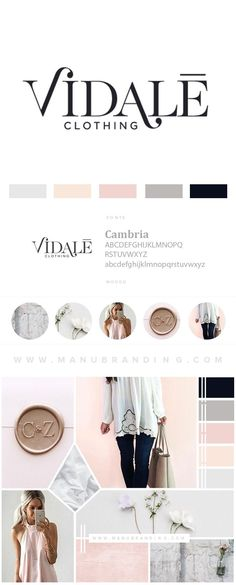 Logo. Branding. Feminine. Black . Professional Business Branding by Manu branding. Logo, Fashion borad, Mood Board, Beauty, Brand Boards.