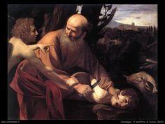Caravaggio, il sacrificio di Isacco - Google Search