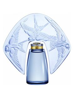 De Lalique Hirondelles Crystal Flacon Lalique - ♀ женский парфюм (новинка-2020 года)