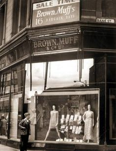 Brown Muff & Co.'s department store, Bradford, West Yorkshire. Bradford City, West Yorkshire, Department Store, Beautiful Places, The Past, Memories, History, Google Search, Wig