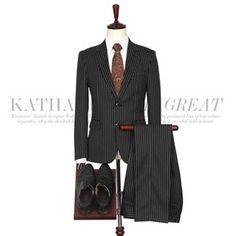 Мужские костюмы, высокое качество изготовления, с использованием только лучших материалов из Южной Кореи