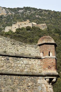 Villefranche-de-Conflent, Pyrénées Orientales