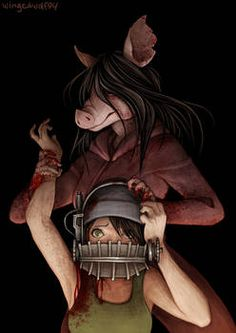 Want to discover art related to deadbydaylight? Check out inspiring examples of deadbydaylight artwork on DeviantArt, and get inspired by our community of talented artists. Chucky Horror Movie, Horror Movies Funny, Horror Movie Characters, Scary Movies, Arte Horror, Horror Art, Jigsaw Movie, Amanda Young, Slasher Movies