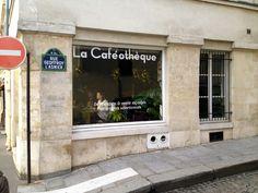 www.patriciaparisienne.com  La Caféothèque de Paris 4e arrondissement