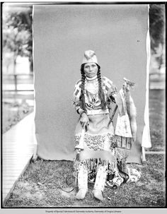 cayuse indian women | Anna Coyote, Cayuse Indian | Native American Indian | Pinterest