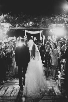 Romantic Israel countryside wedding: http://www.stylemepretty.com/2014/07/18/romantic-israel-countryside-wedding/ | Photography: http://lironerel.me/