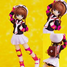 PVC Sakura Kinomoto In Uniform Ver. from Cardcaptor Sakura Game Prize Figure [IN STOCK]  $49 AUD (FREE standard parcel post to anywhere in Australia) Now available in stock from: https://www.figurecentral.com.au/products/pvc-sakura-kinomoto-in-uniform-ver-from-cardcaptor-sakura-game-prize-figure-in-stock?variant=34587897665  #animefigure #cardcaptorsakura #kinomotosakura #furyu #figurecentral