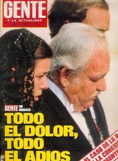 2340 The Death of  Princess Grace   1982