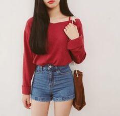 14 Outfits casuales en rojo que te harán ver súper hot 9ba6f3047f51