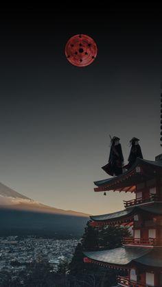 Itachi Kisame Tsukuyomi wallpaper
