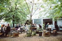 Eat Berlin, Prinzessinnengarten There's one special place in...