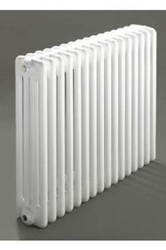 Hot water radiator / tubular / vertical / sheet steel - TESI 4 ...