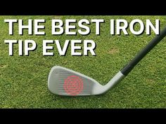 The Best Iron tip ever - learn to compress your irons. If you find yourself thinning, fatting, chunking or simply hitting the ground before the golf ball thi. Golf Backswing, Golf Basics, Golf Humor, Funny Golf, Volleyball Tips, Golf Putting Tips, Golf Practice, Golf Instruction, Golf Exercises