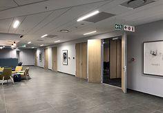 Project: Exxaro Head Office Centurion - Aluglass Bautech
