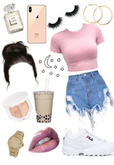 Casual Outfit Cute Comfy Casual created by stylish_empire on ShopLook.io perfect for Everyday. Cute Comfy Casual created by stylish_empire on ShopLook.io perfect for Everyday. Visit us to shop this look. Swag Outfits For Girls, Cute Teen Outfits, Teenage Girl Outfits, Cute Comfy Outfits, Girls Fashion Clothes, Teen Fashion Outfits, Retro Outfits, Grunge Outfits, Dope Outfits