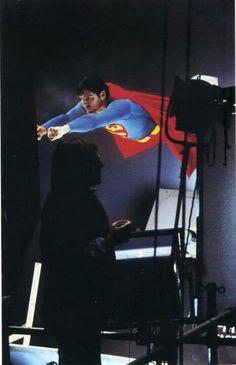 Christopher Reeve #superman