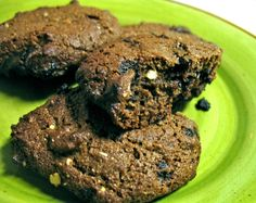 Chewy Paleo Chocolate Chip Cookies   #IfCaveMomBakedCookies